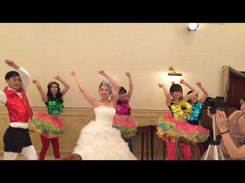 結婚式余興ダンス_E-girls Follow Me