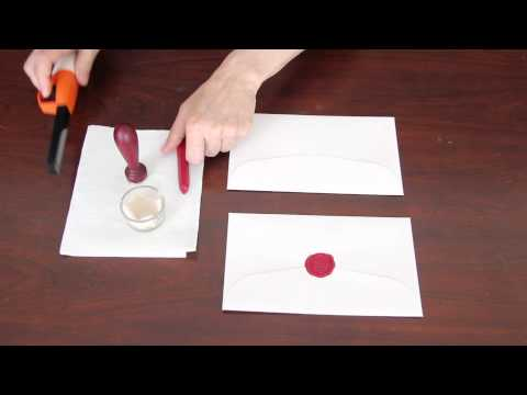 How to seal wax.mov