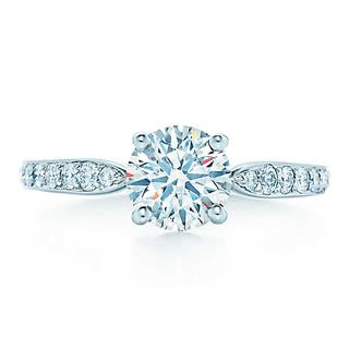 ティファニ-ハーモニー ダイヤモンド リング