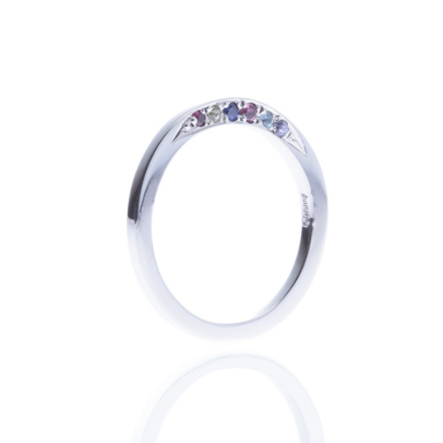 BEAUTY AND THE BEAST MARRIAGE RING S