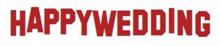 ハリウッド風ロゴ