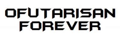 バットマンフォーエバー風ロゴ