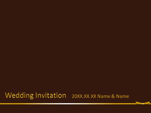 招待状:クール