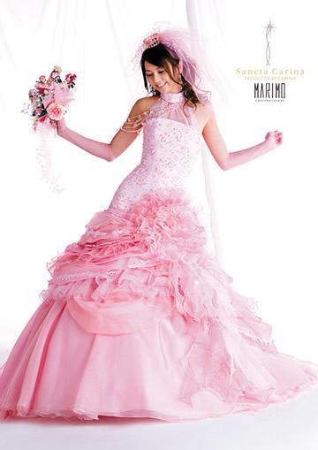 香里奈ウエディングドレス画像2