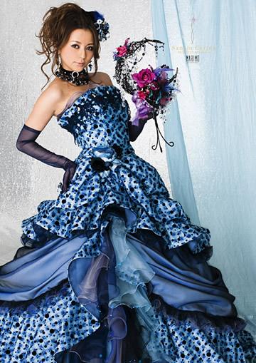 香里奈ウエディングドレス画像4