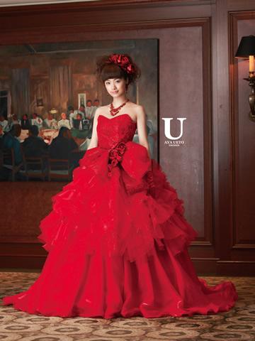上戸彩ウエディングドレス画像2