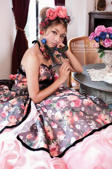 ローラウエディングドレス画像5