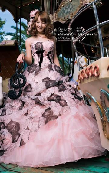 佐々木希ウエディングドレス画像6