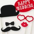 結婚式フォトプロップス購入
