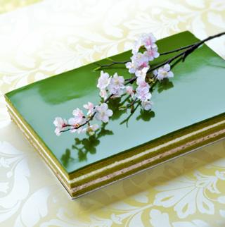 桜のウエディングケーキ6