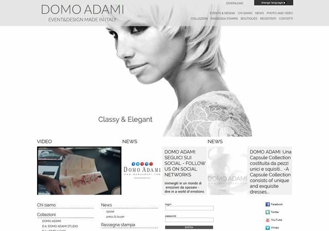 ドモ・アダミ|DOMO ADAMI