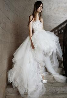 ヴェラ・ウォン|ウエディングドレス3