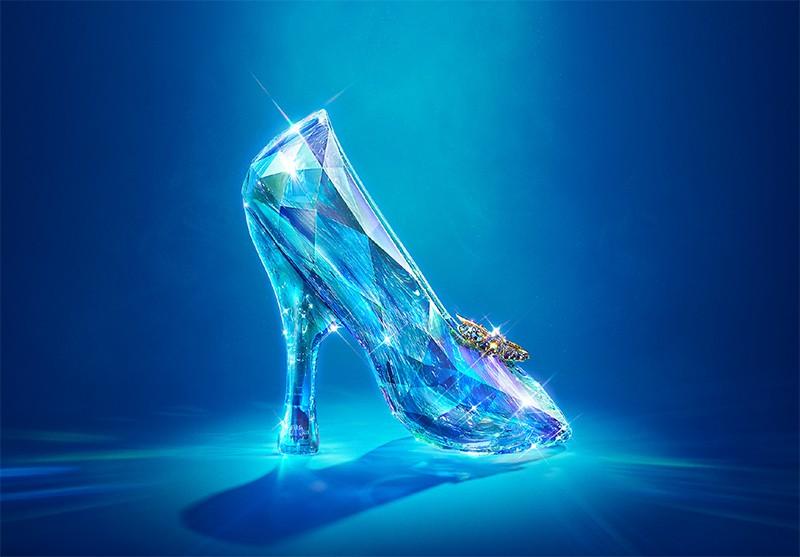 ディズニープリンセス シンデレラ「ガラスの靴」
