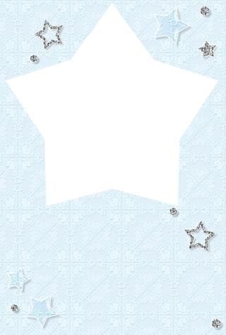 結婚報告ハガキ無料テンプレート|フォトフレーム(写真1枚)62