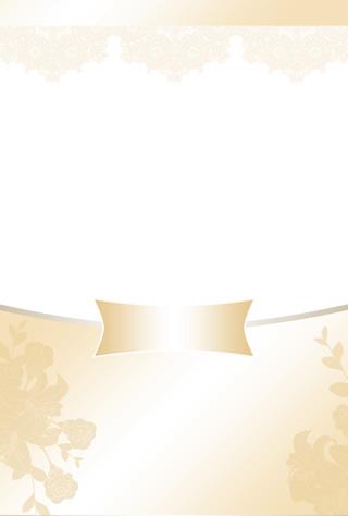 結婚報告ハガキ無料テンプレート|背景写真63
