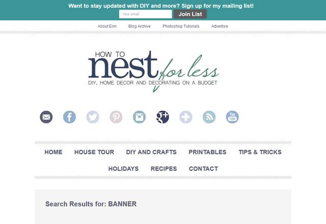 HOWTO nest forless