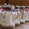 結婚式手作りキャンドル