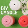 手作りキャンドルの簡単な作り方
