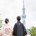 東京の格安フォトウエディング