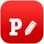 Phonto 写真文字入れアプリ