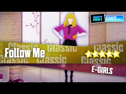 E-Girls - Follow Me | Just Dance Wii U
