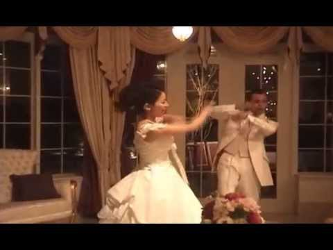 Lupin & Ryoko Surprise Wedding First Dance!!