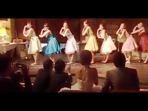 結婚式余興 新婦友人でサプライズフラッシュモブを踊ってみた!?まさかの