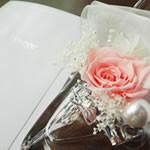 結婚式電報の花ギフト