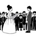 結婚式「パラパラ漫画」ムービー