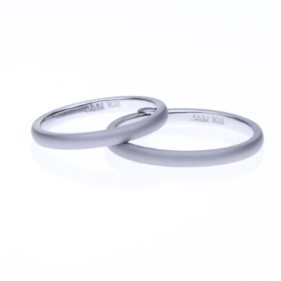 SNOW WHITE MARRIAGE RING S