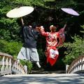 東京・横浜~ロケーションフォト人気の日本庭園
