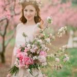 海外ウエディングフォト~桜