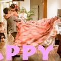 新郎新婦のサプライズダンス