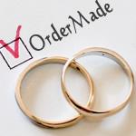 婚約指輪・結婚指輪オーダーメイドの相場